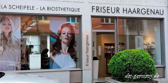 парикмахерские в германии